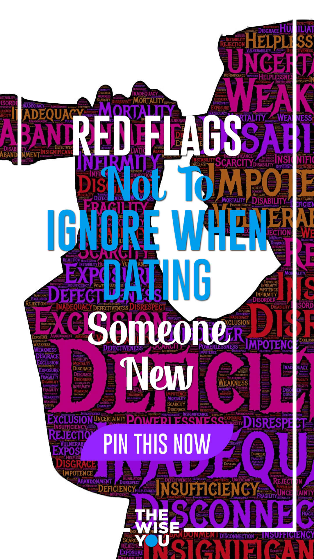 Red Flags Not To Ignore When Dating Someone New