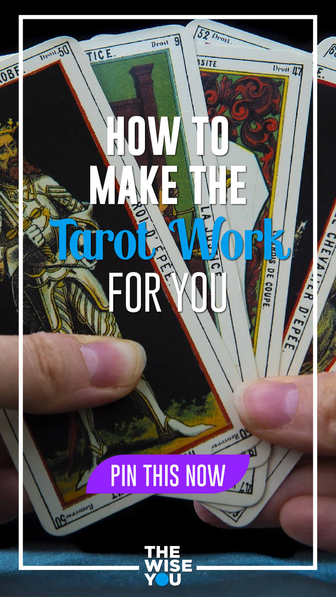 Tarot Work For You